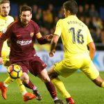 برشلونة يسعى لمصالحة جماهيرة على حساب فياريال بالدوري