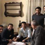 الأهلي يتعاقد مع لاعب وادي دجلة محمد محمود لمدة أربع سنوات ونصف