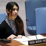 الشابة الأيزيدية ناديا مراد تناشد المجتمع الدولي لحماية شعبها