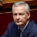 وزير المالية الفرنسي يناشد ماكرون توحيد البلاد