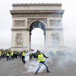 الشرطة الفرنسية تعتقل 60 متظاهرا في «احتجاجات باريس»