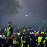 اضطرابات باريس تتسبب في إغلاق 19 محطة لقطارات الأنفاق