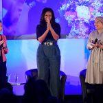 ميشيل أوباما تزور مجددا مدرسة فتيات بلندن كانت ألهمتها بمبادرة تعليمية