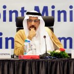 وزير الطاقة السعودي يلتقي نظيره الجزائري
