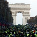 اعتقال 278 شخصا في باريس قبيل انطلاق تظاهرات حركة