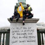 متظاهرو السترات الصفراء: لا يمكننا شد الأحزمة على بطوننا