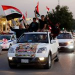 العراقيون يحيون الذكرى الأولى لـ«يوم النصر» على داعش