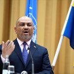 وزير خارجية اليمن يأسف لعدم التوصل لاتفاق ملموس لتحسين الاقتصاد