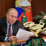 بوتين يعلق مشاركة روسيا في المعاهدة النووية
