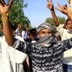 قوات الأمن السودانية تطلق قنابل الصوت لتفريق محتجين في أم درمان