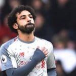 صلاح يتصدر ترتيب الأفضل في الدوري الإنجليزي