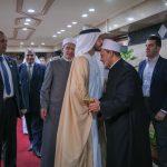 صور| شيخ الأزهر: الإمارات باتت تمثل نموذجا للتعايش والتسامح بين مختلف الثقافات