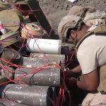 التحالف العربي يواصل عمليات «نزع الألغام» في المدن المحررة باليمن