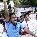 مقتل شخصين وإصابة عشرات في اشتباكات ببنجلادش مع اقتراب الانتخابات
