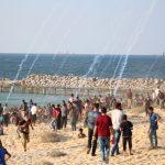 غزة - انطلاق المسير البحري الـ19 غدا الاثنين