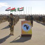 مصر تستضيف تدريبات الساحل والصحراء بقاعدة محمد نجيب العسكرية