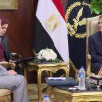 وزير الداخلية المصري يلتقي وزيرة الأمن الداخلي الأمريكي