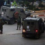 إصابات في مواجهات مع قوات الاحتلال برام الله ونابلس