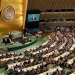 ترحيب فلسطيني برفض الأمم المتحدة مشروعا أمريكيا يدين حماس