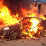 العراق.. قتيل و16 جريحا بانفجار عبوة قرب ساحة التحرير في بغداد