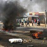 الشرطة السودانية تطلق قنابل الغاز على المتظاهرين في الخرطوم