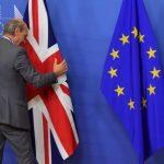 إنفوجرافيك  رحلة انضمام وخروج بريطانيا من الاتحاد الأوروبي