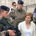 وزيرة الجيوش الفرنسية تزور العراق