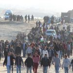 11 مصابا فلسطينيا برصاص الاحتلال شمال غزة