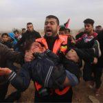 استشهاد طفل فلسطيني متأثرا بجراح أصيب بها برصاص الاحتلال شرق خان يونس