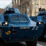 ماريان الفرنسية: الشرطة تمتلك سلاح سري قادر على إيقاف زحف المتظاهرين