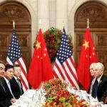 ترامب يتوقع أن يجتمع قريبا مع الرئيس الصيني ويشير إلى تقدم في محادثات التجارة