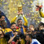 كأس العالم وتتويج فرنسا على قمة الأحداث الرياضية في 2018