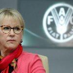 وزيرة خارجية السويد تحث طرفي الصراع في اليمن على إجراء محادثات بناءة