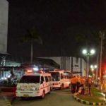 18 قتيلا و8 جرحى في حريق داخل عيادة بالإكوادور