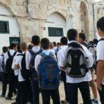 الاحتلال يخطط لتفريغ البلدة القديمة بالقدس من المدارس العربية