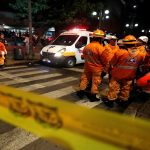 8 قتلى في انفجار سيارة ملغومة بأكاديمية الشرطة بكولومبيا