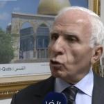 الأحمد للغد: نشاط مصري مكثف بملف المصالحة الفلسطينية