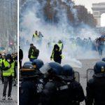 «فرنسا الغاضبة» تهدد مستقبل أوروبا السياسي