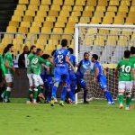 الدوري المصري: الزمالك يخرج منتصرا من مباراة حافلة بالبطاقات الحمراء