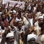 دعوات لإضراب شامل وتصعيد الاحتجاجات في السودان
