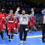مصر تحافظ على آمالها في التأهل للدور الثاني لبطولة العالم لليد