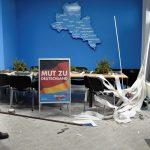 انفجار يستهدف مكتب حزب البديل من أجل ألمانيا اليميني المتطرف في ساكسونيا