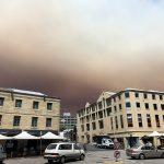 حرائق غابات تستعر في جنوب شرق أستراليا