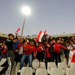 المصريون يطلقون دعوة على تويتر: «اهتف ضد إسرائيل فى الدقيقة 73»