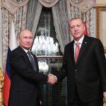 الكرملين: بوتين وأردوغان يعقدان محادثات في روسيا قريبا