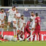 كأس آسيا.. قطر تهزم لبنان بهدفين في الشوط الثاني