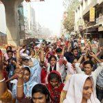 غضب عمّالي في بنجلاديش بسبب ضعف الأجور