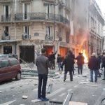 4 قتلى و50 مصابا في انفجار باريس