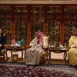 بومبيو يصل الرياض ضمن جولته الخليجية