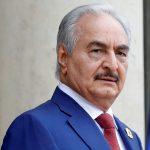 حفتر: الخيار السلمي في ليبيا لا يزال مطروحا